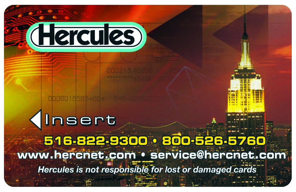Refills Hercules