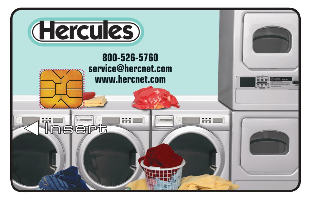 Cash and coin operated laundry equipment hercules select which card you would like to add money to solutioingenieria Images