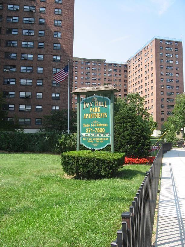 Ivy Hill Park Apartments Hercules